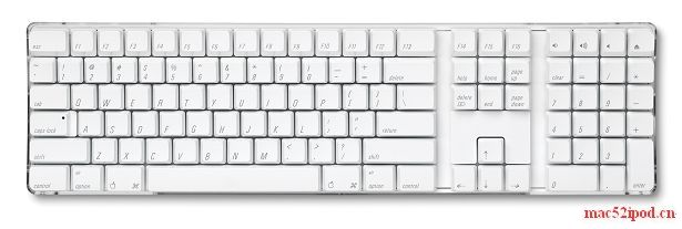 苹果电脑Apple Pro Keyboard/Apple Keyboard - 2000键盘