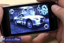 Need For Speed for iPhone(苹果iPhone版极品飞车)
