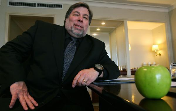 史蒂夫·沃兹尼亚克(Steve Wozniak)