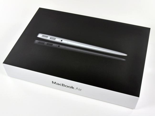 11寸苹果 Macbook Air笔记本电脑包装箱