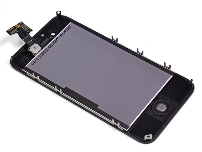 苹果 iPhone 4S 的液晶面板模块