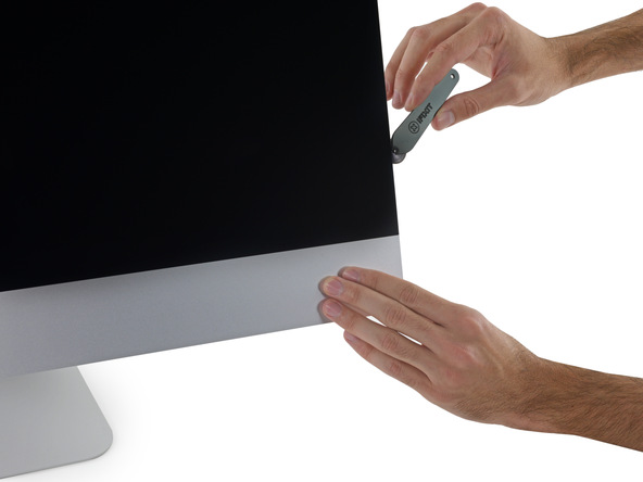 苹果 iMac with Retina Display 拆机组图